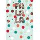 Fa La La Hallmark Xmas Christmas 8 Greeting Cards Charity Pack