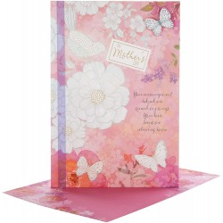 Large Luxury Mother's Day Card - Your Encouragement Helped Me - From Hallmark