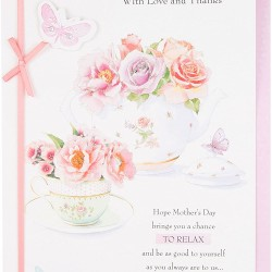 Large Luxury Mother's Day Card - From Both Of Us - From Hallmark