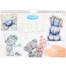 2022 Week to View Family & Household Calendar and Organiser