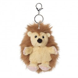 All Creatures April The Hedgehog Keyring and Bag Charm