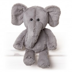 All Creatures Safari Hazel The Elephant Large 25cm Plush Soft Toy