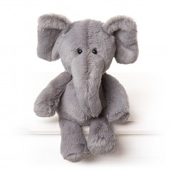 All Creatures Safari Hazel The Elephant Medium 20cm Plush Soft Toy