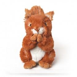 All Creatures Rupert The Squirrel Medium 20cm Plush Soft Toy