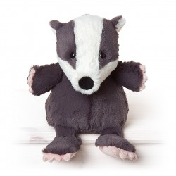 All Creatures Milton The Badger Large Soft Toy