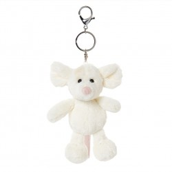 All Creatures Taffy The Mouse Keyring and Bag Charm
