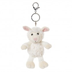 All Creatures Tilly The Sheep Keyring and Bag Charm