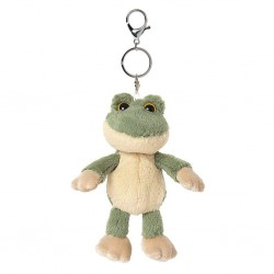 All Creatures Floyd The Frog Keyring and Bag Charm