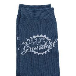 Fathers Day Me to You Tatty Teddy Bear Worlds Greatest Grandad Socks