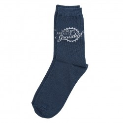 Fathers Day Me to You Tatty Teddy Bear Worlds Greatest Grandad Socks