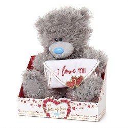 """9"""" I Love You Letter Envelope Me to You Tatty Teddy Bear Valentines Day Gift"""