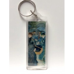 Renoir's The Umbrellas 3D Keyring by The National Gallery
