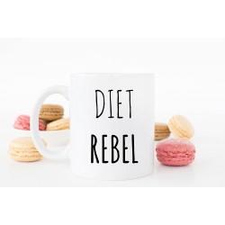 Diet Rebel Ceramic Mug