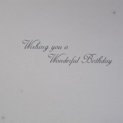 To a Strictly Fabulous Wife Happy Birthday Card