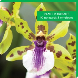 Plant Portraits from Cambridge University Botanic Garden Blank Notecard Pack by Fitzwilliam Museum (2 each of 5 designs)