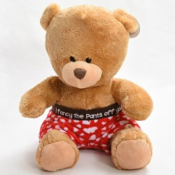 Pipp The Bear 30cm I Fancy The Pants Off You By Keel Toys