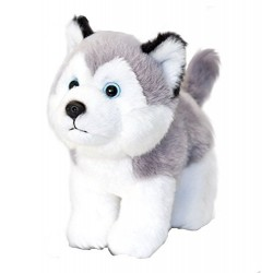 Keel Toys 12cm Standing Dogs 'Huskey'