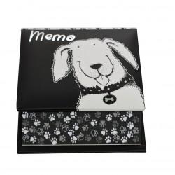 Nigel Quiney Stationery Puppy Dog Memo Pad (CSGW23)