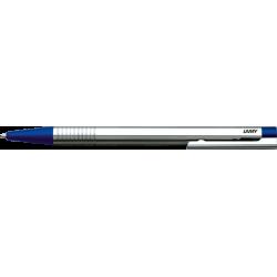 LAMY Logo Matt Blue Ballpoint Pen