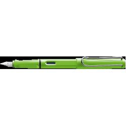 LAMY Safari GREEN Fountain Pen - Medium Nib - New - Sealed