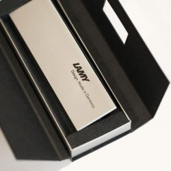 LAMY TWIN Mechanical PEN 645 Matt Steel Finish (11164012) Gift Boxed