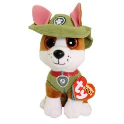 "Ty Beanie Boo PAW Patrol Tracker the Chihuahua Dog Medium 13"" Buddy Soft Toy Limited Edition"