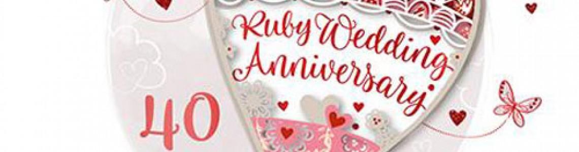 40th Ruby