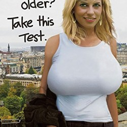 Are You Getting Older Test Humorous Rude Happy Birthday Greeting Card