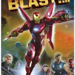 Marvel Avengers Infinity War Iron Man Birthday Greeting Card Have A Blast