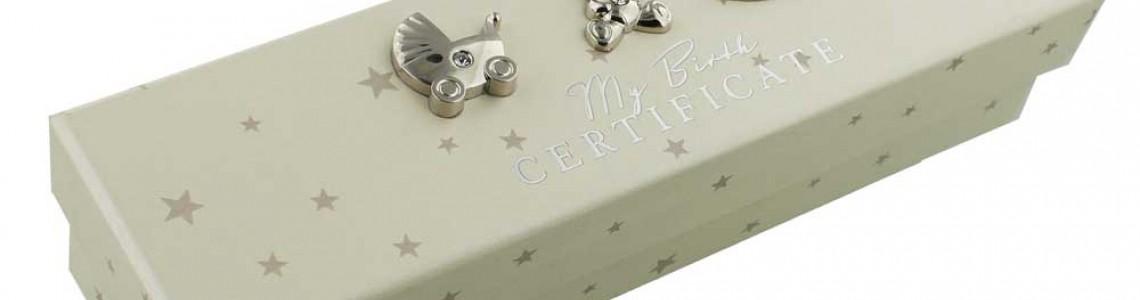 Birth Certificate Holder