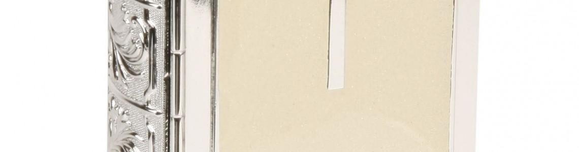 Trinket Box & Certificate Holders