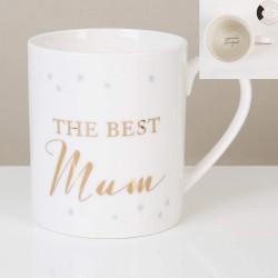 Bambino Bone China Reveal Mug The Best Mum/Grandma