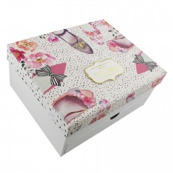 "Louise Tiler Collection ""London Chick"" Keepsake Box"