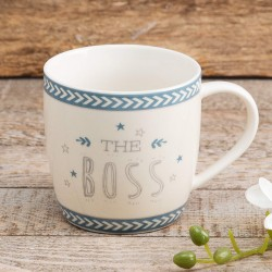 Widdop The Boss Mug