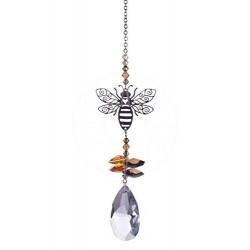 Crystal Fantasy Hanging Swarovski Suncatcher Bumble Bee