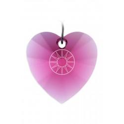 Rainbow Maker Swarovski Ruby Heart