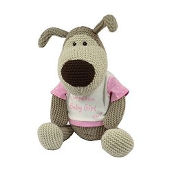 "Boofle Large 11"" Gorgeous Baby Girl Teddy Bear"