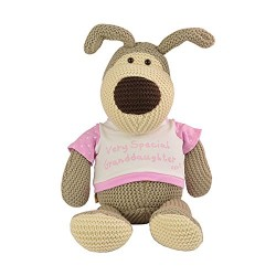"Boofle Large 11"" Very Special Granddaughter Teddy Bear"