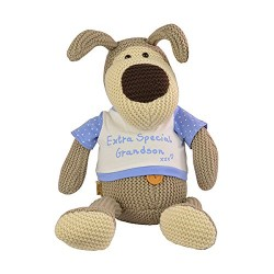 "Boofle Large 11"" Extra Special Grandson Teddy Bear"