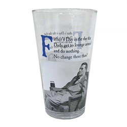 Emotional Rescue Father's Day Dad Pint Glass In Gift Box