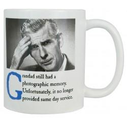 Emotional Rescue Grandad Mug In Gift Box