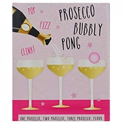 Prosecco Bubbly Ping Pong Game