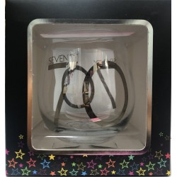 70th Birthday Milestone Age Glass Tumbler Gift Celebrate in Style