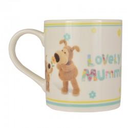 Boofle Lovely Mum Ceramic Mug with Gift Box
