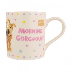 Boofle Morning Gorgeous Ceramic Mug with Gift Box