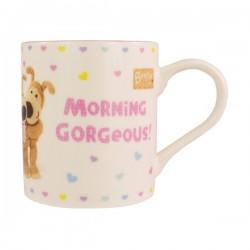 Boofle Morning Gorgeous Ceramic Mug with Gift Box