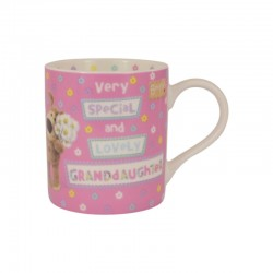 Boofle Special and Lovely Granddaughter Ceramic Mug with Gift Box