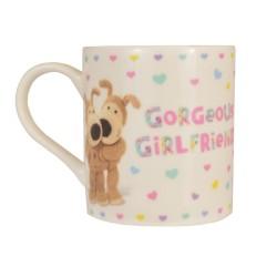 Boofle Gorgeous Girlfriend Ceramic Mug with Gift Box