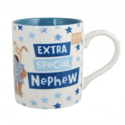 Boofle Extra Special Nephew Ceramic Mug with Gift Box