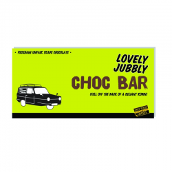 Only Fools and Horses Lovely Jubbly Chocolate